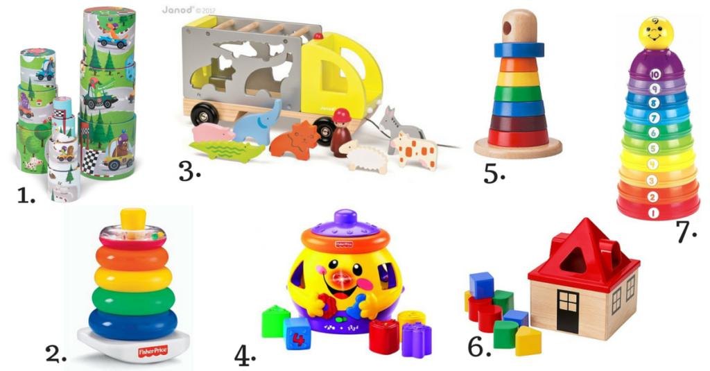 ba08e1e2a ... w którym dziecko powoli zaczyna opanowywać poznawanie kształtów i  układanie stosów w piramidy. Zabawki te cieszą się dużą popularnością w  żłobkach, ...