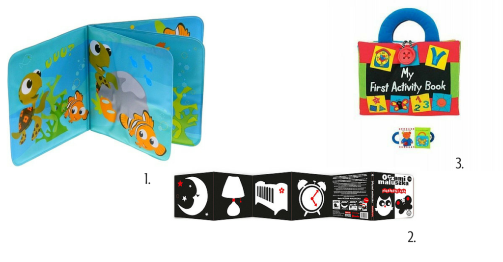 prezenty świąteczne dla niemowlaka